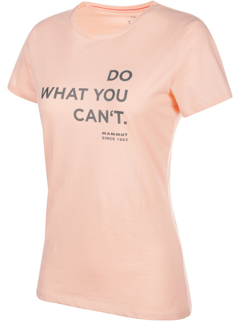 Mammut Seile T-Shirt Women candy